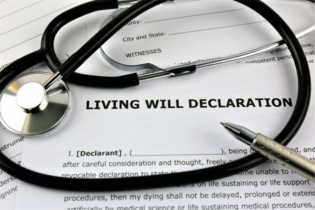 Living wills: a must have