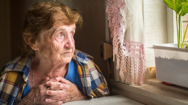 1 October is the International Day of Older People