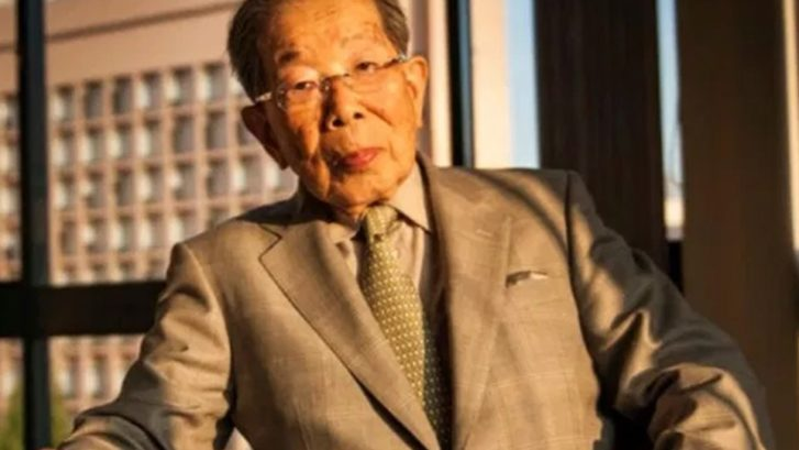 The Japanese doctor who lived to 105
