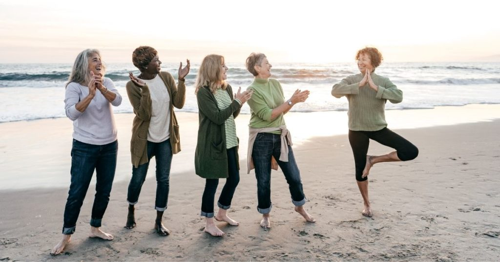 Freedom, friendship and fitness in retirement